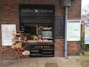 Coffee Station Chalkwell
