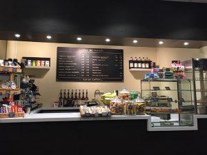 Coffee Station Grays