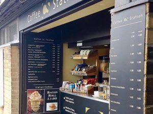 Coffee Station Rainham