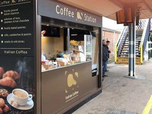 Coffee Station Wickford